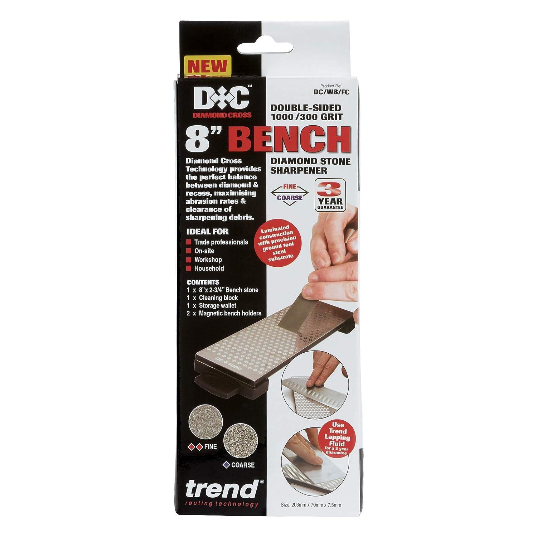 /DC//W8//FC 1/silber Trend DC//W8//FC diamondcross 20,3/cm Stone Fine//Coars/