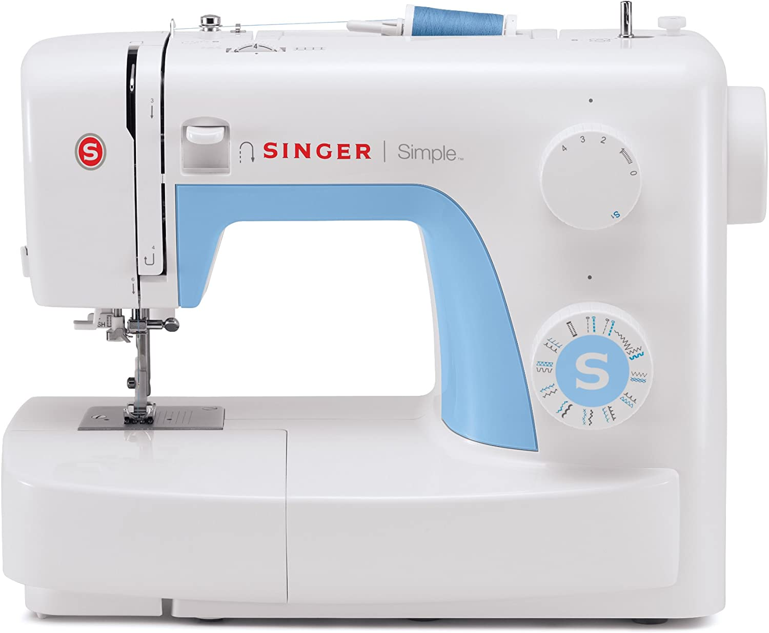 Singer 3221 Simple Sewing Machine - Automatic Niddle Threader