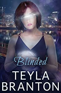 Blinded: A Paranormal Suspense Novel (Imprints Book 5)