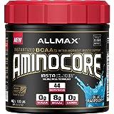 AllMax Aminocore Instantized BCAAs Blue Raspberry - 44 serve, Blue Raspberry, 462 Grams
