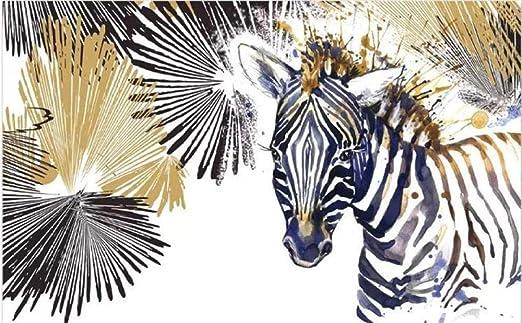 Zamle Custom Photo Wallpaper Mural Modern Fashion Simple