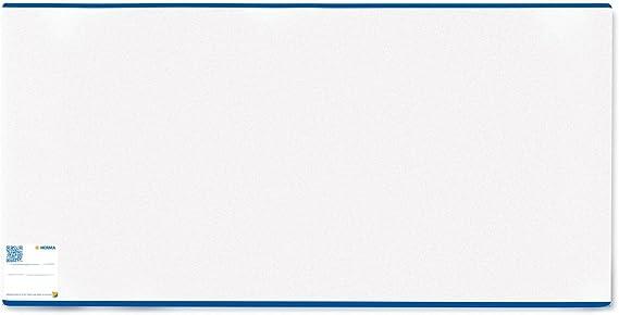 HERMA 10 x Buchschoner PP mit Lasche transparent 285 x 540mm