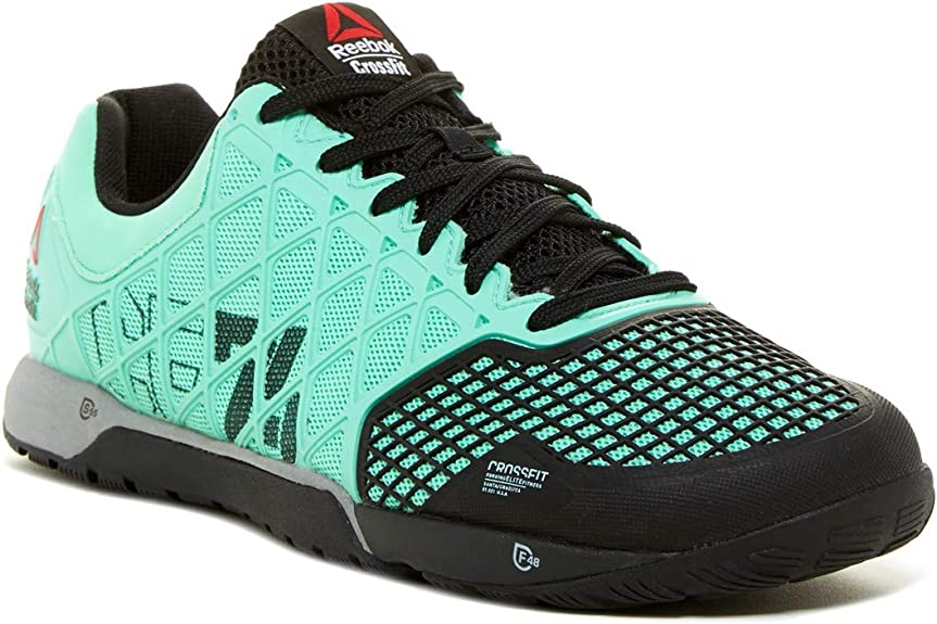 Reebok R Crossfit Nano 4,0 Zapatillas de entrenamiento, color Negro, talla 42: Amazon.es: Zapatos y complementos