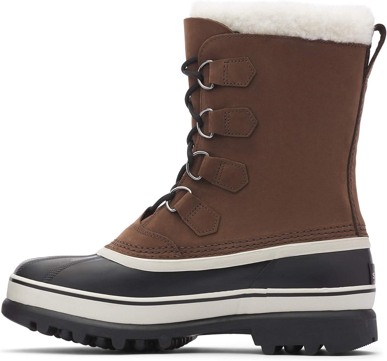 TALLA 43.5 EU. Sorel Caribou, Botas de Nieve para Hombre