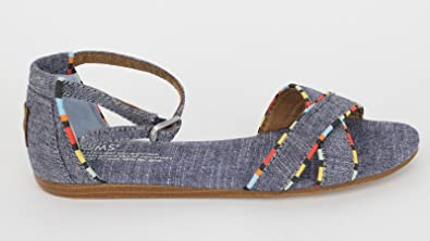 778af814d0ca Image Unavailable. Image not available for. Color  Toms Correa Chambray  Womens
