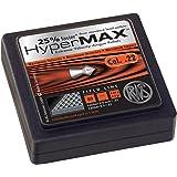 Umarex RWS HyperMax 2317338 80 Rounds Air Gun Pellets, 0.22 Caliber, Silver