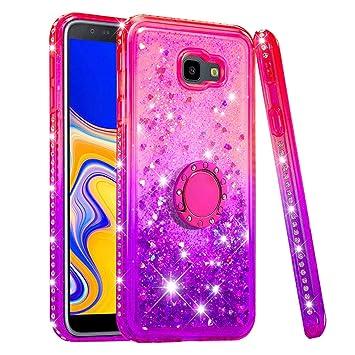 Amazon.com: Carcasa para Samsung Galaxy J4 2018 con ...