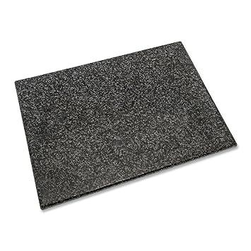 granit schneidebrett 40 x 30 x 1,5 cm küchenbrett tranchierbrett ... - Schneidunterlage Küche