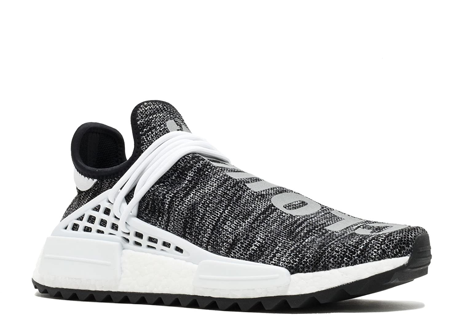 new style 3574b 4e6f8 adidas Originals PW Human Race NMD Trail Shoe - Men's Hiking 10 Core  Black/White