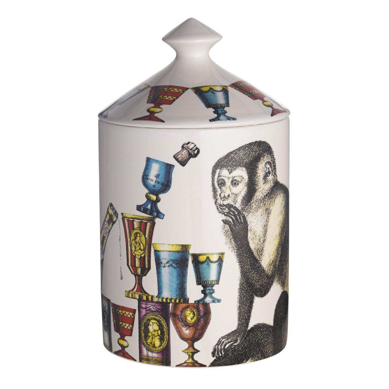 憧れ フォルナセッティ [並行輸入品] Candle シンミエ Scimmie センテッド キャンドル 300g(Fornasetti Scimmie Scented Candle 300g)[海外直送品] [並行輸入品] B016QTO7N4, BONZ:145b38b6 --- albertlynchs.com