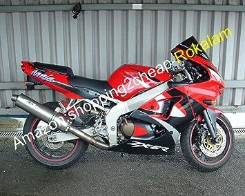 Amazon.com: For Kawasaki NINJA ZX6R 98 99 ZX 6R 636 ZX-6R ...