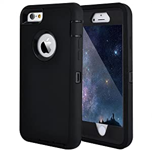 MAXCURY iPhone 6 Case iPhone 6s Case Heavy Duty Shockproof Series Case for iPhone 6/6S (4.7