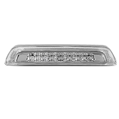 DNA Motoring 3BL-TTU07-LED-CH Third Brake Light: Automotive