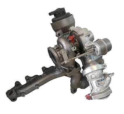 Turbocharger Refurbished KKK R2S KP35 + K04/Turbo OE № 1000 – 970 – 0102