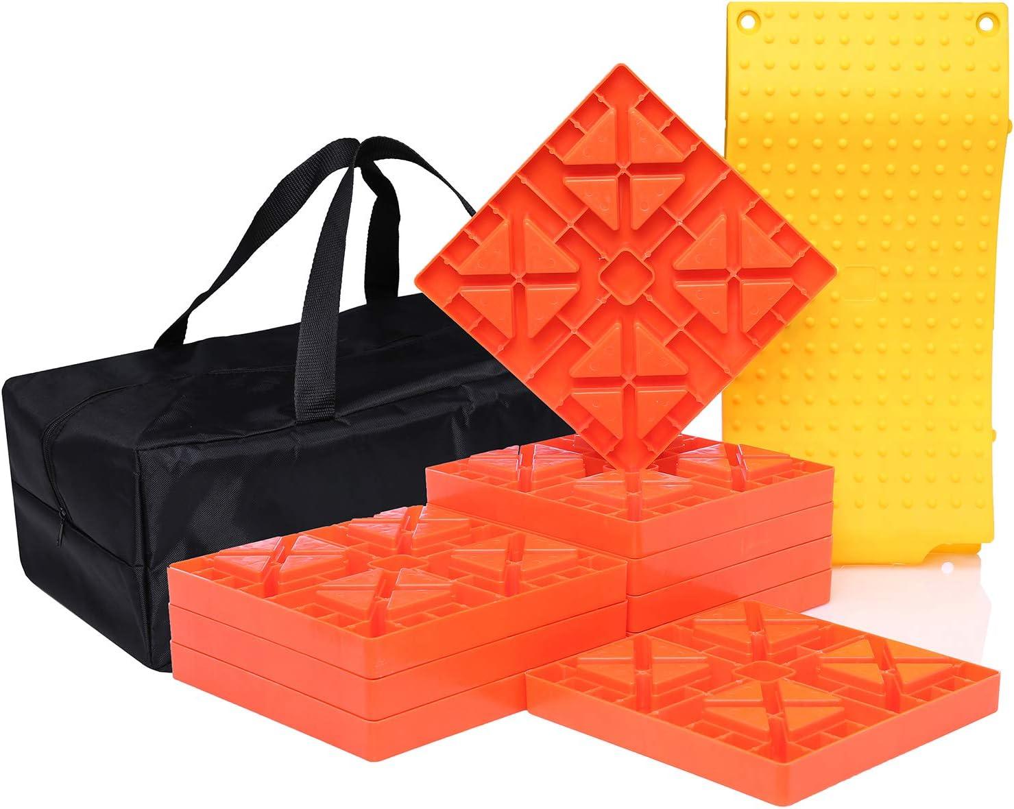 Homeon Wheels Camper Leveling Blocks