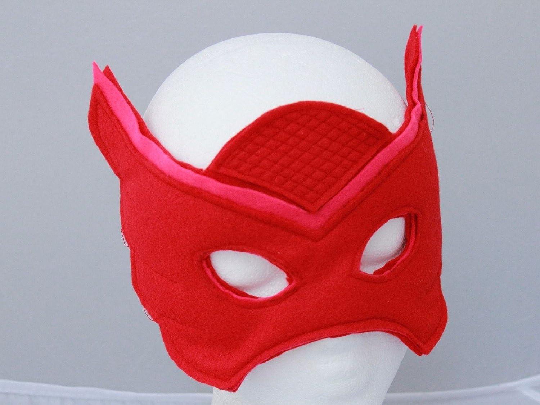 Amazon.com: Owlette Mask - Owlette Costume - PJ Mask Costume - Owlette PJ Mask - Owlette Costume: Clothing