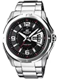 Casio Edifice – Men's Analogue Watch with Stainless Steel Bracelet – EF-129D