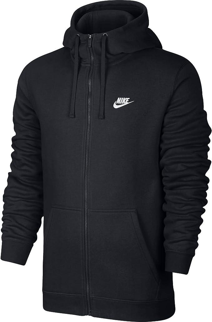 Men's Nike Sportswear Club Full Zip Up Hoodie