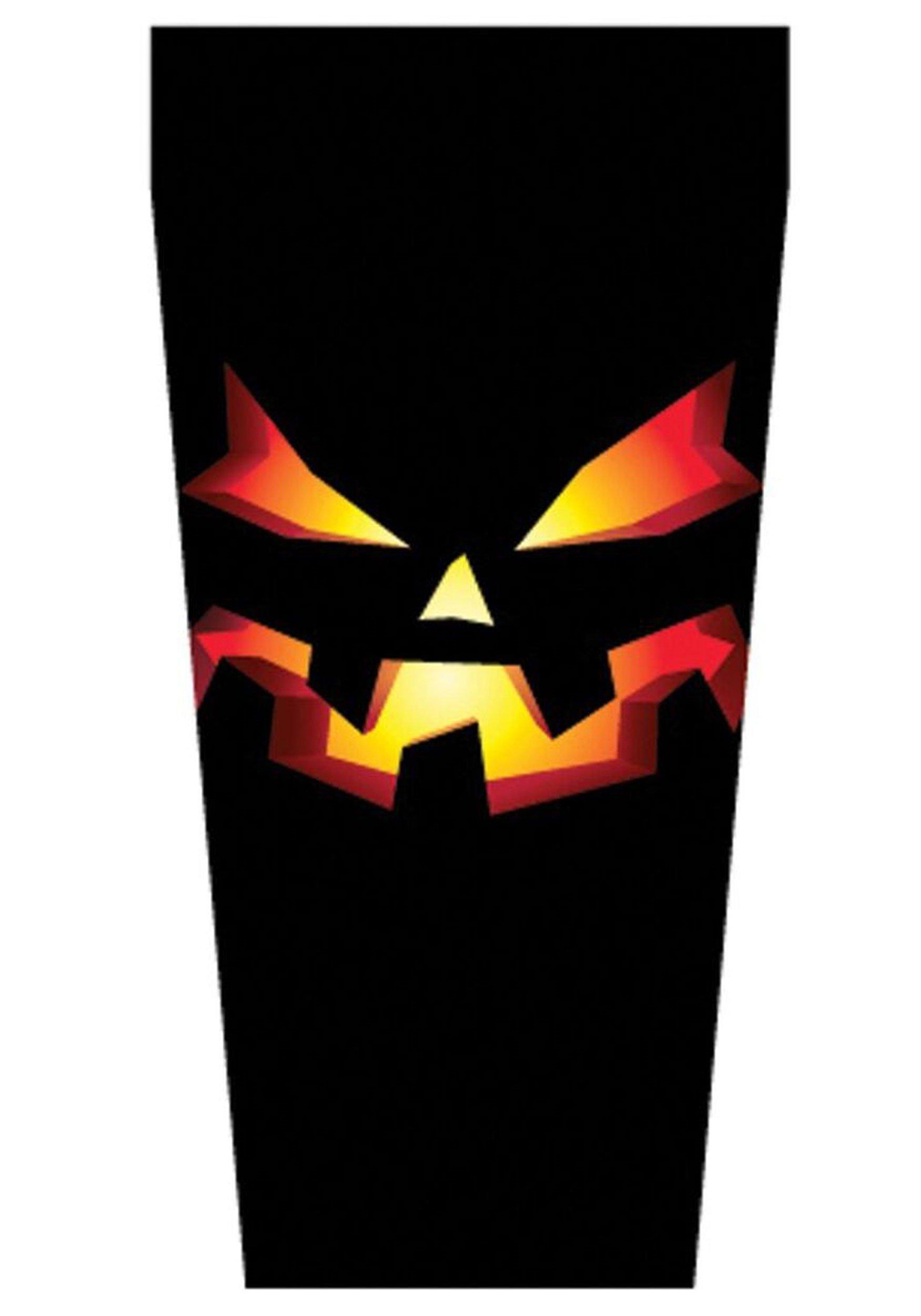 Black Jack O Lantern Party Cup Standard