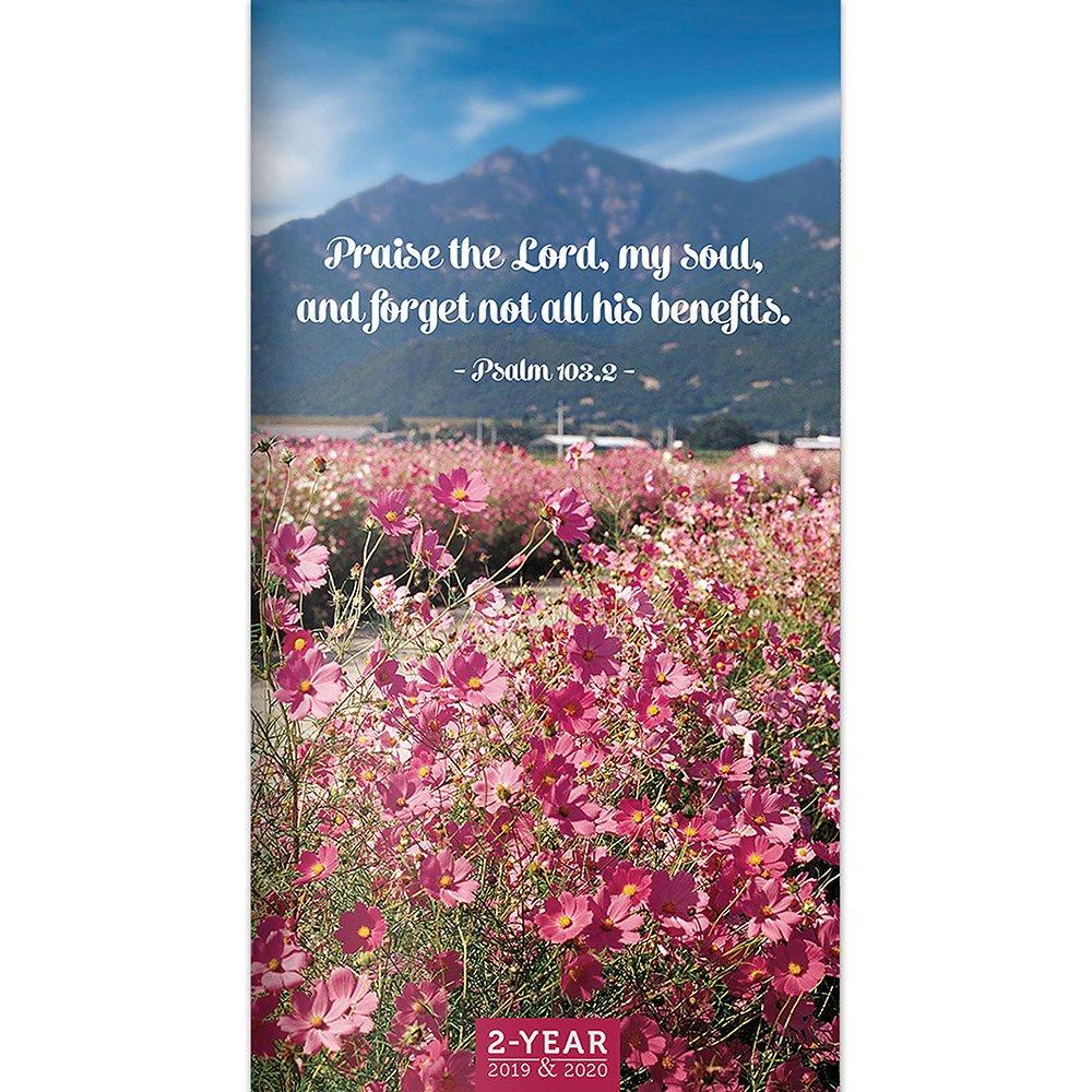 2019-2020 Psalms 2-Year Pocket Planner
