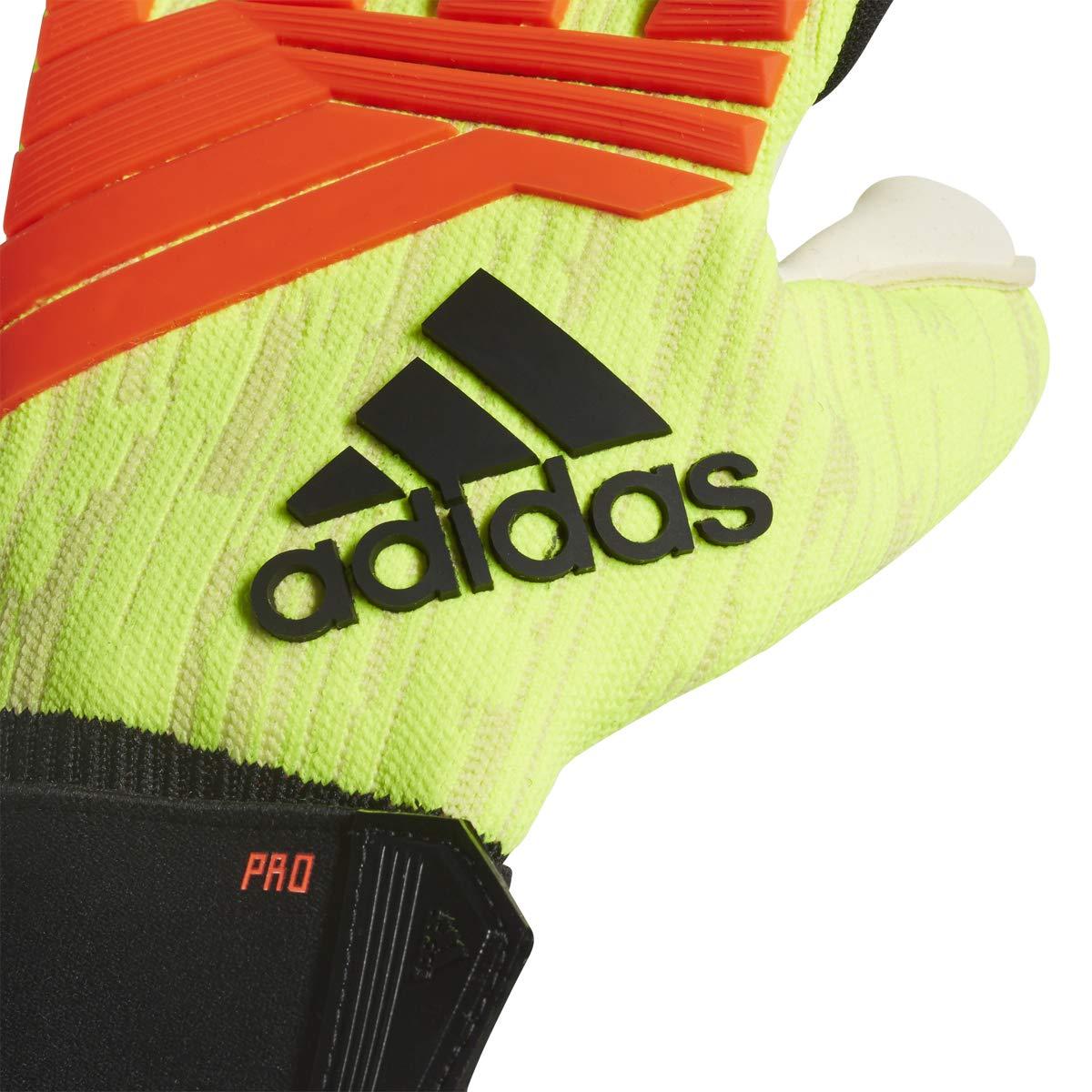 adidas World Cup 2018 Predator PRO (Solar Yellow/Solar Red/Black -Red-Black, 7)