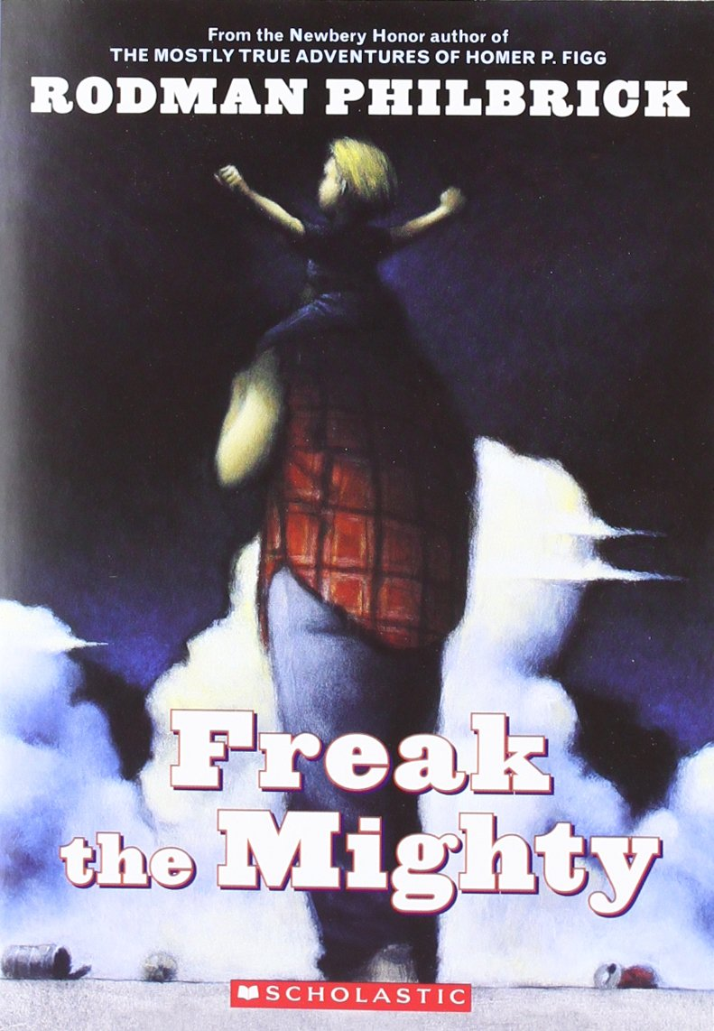 Image result for freak the mighty cover