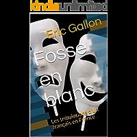 Fosse en blanc: Les tribulations d'un français en France (French Edition)