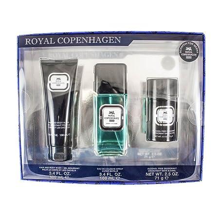 Royal Copenhagen 3 Piece Gift Set for Men