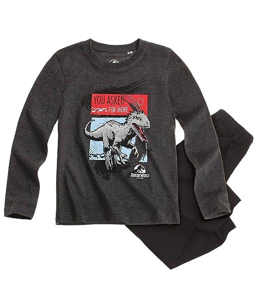 Jurassic World Chicos Pijama - Negro - 140