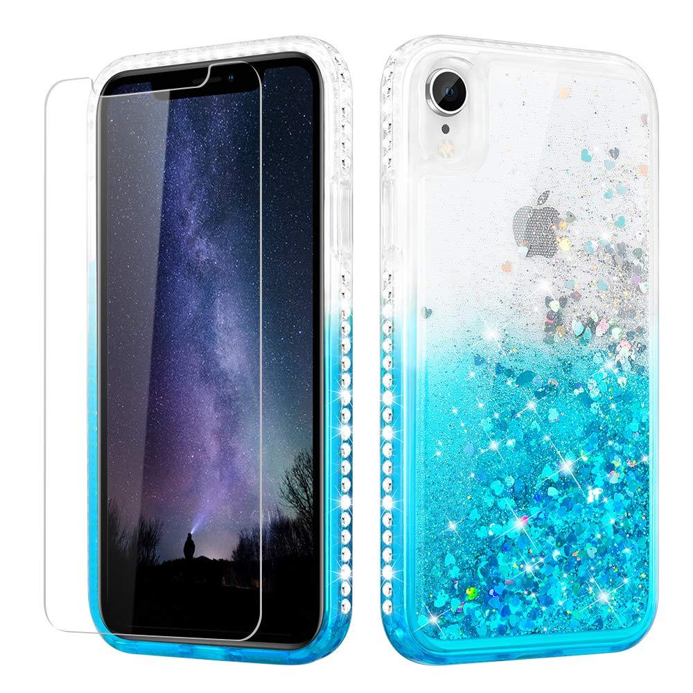 Funda para Iphone Xr Glitter MAXDARA (7R1Y75TS)