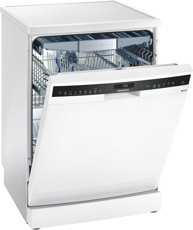 Siemens iQ500 SN258W01TE lavavajilla Independiente 14 cubiertos A ...