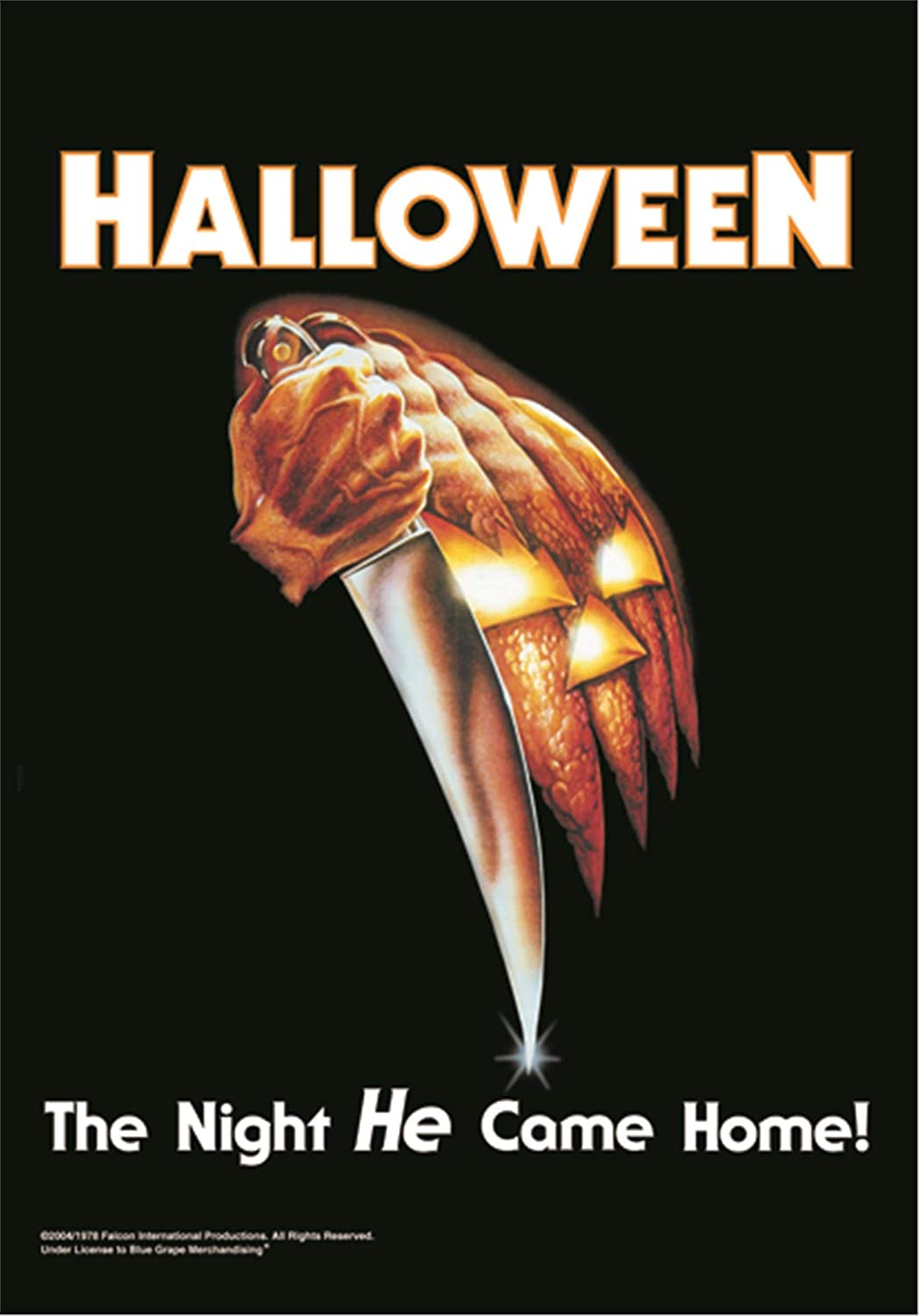 Halloween – The Night He Came Home Poster Flag