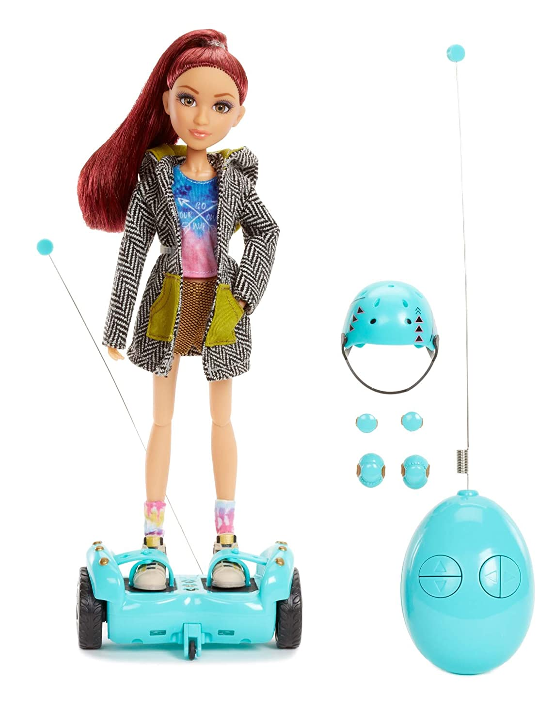 Project Mc2 Camryns Remote Control Hoverboard with Doll
