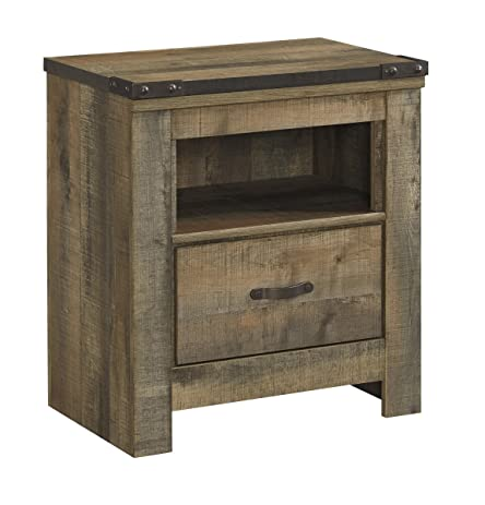 Amazon.com: Ashley Furniture Signature Design - Trinell Warm ...