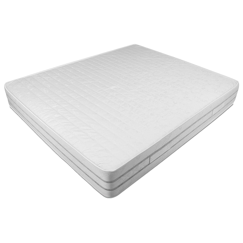 Baldiflex Easy 2.0 in Memory Foam Materasso Memoria, Bianco, 140x190x22cm Prezzi offerte