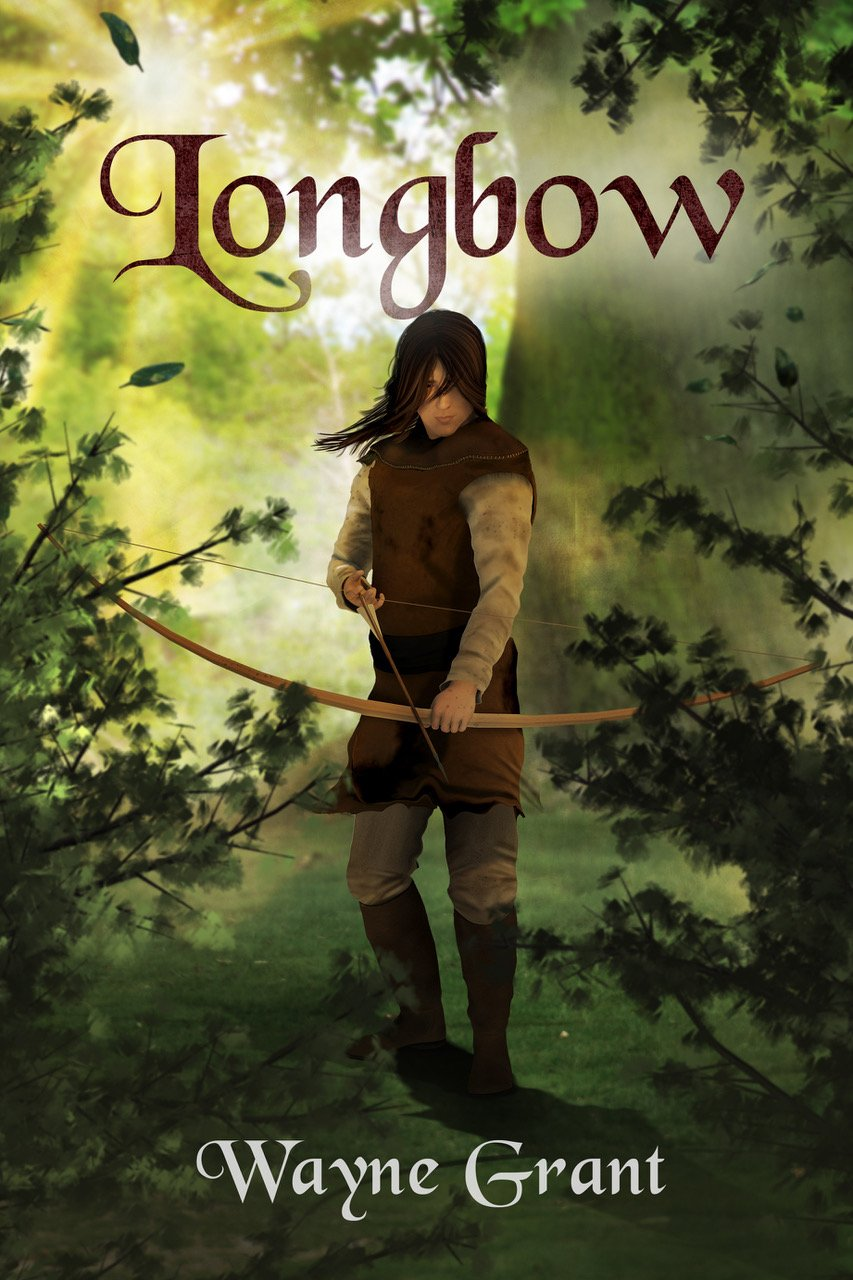 Longbow (The Saga of Roland Inness Book 1) (English Edition)