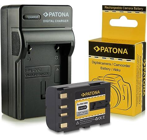 Principal Cargador De Batería Para JVC DVL100 DVL105 DVL107