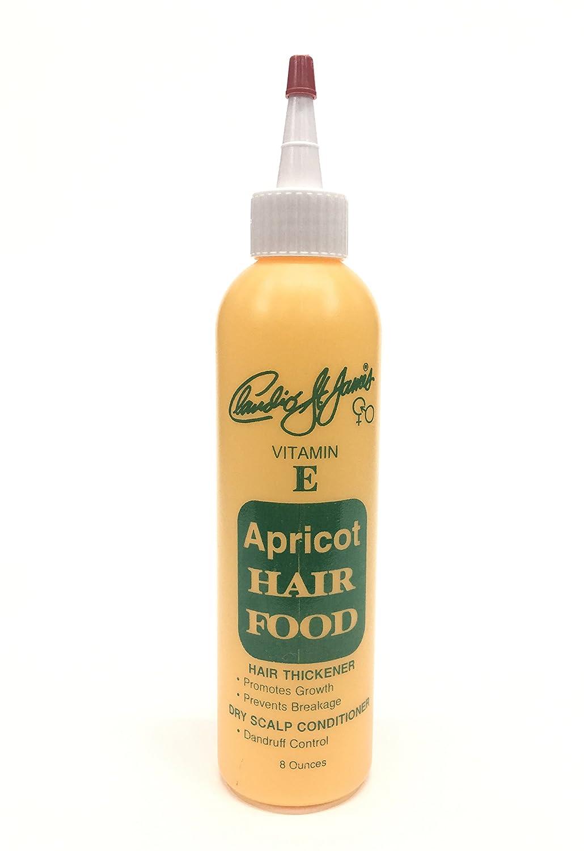 Apricot Hair Food Claudio St. James