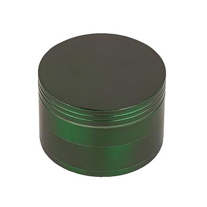 Metier 56mm Metal Herb Crusher with Honey Dust Filter (56mm, 4 Part)