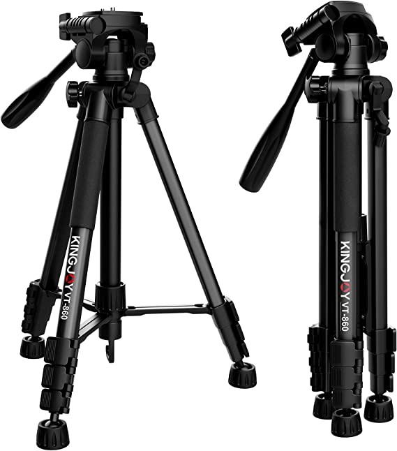 KINGJOY Compact Light Weight Tripods