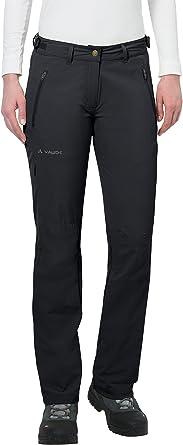 TALLA ES : XXS (Talla del fabricante: 34-Short). Vaude Farley Stretch, Pantalones de acampada y senderismo para mujer