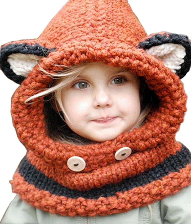 WishCart® - Set de bufanda, gorro y guantes - para niña