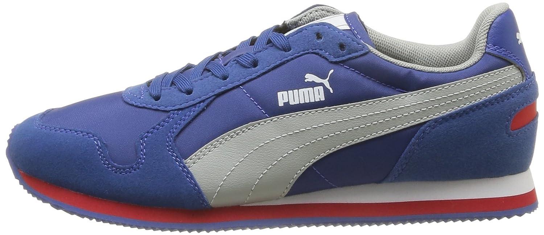 Puma - Zapatillas para niño Monaco blue-limestone WgNBUPU0T