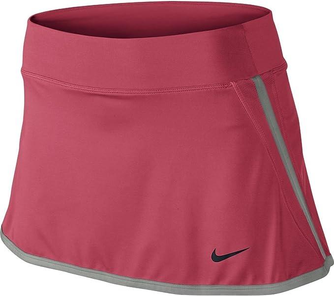 Nike Power-Falda de Tenis para Hombre, Color Negro - Geranio ...
