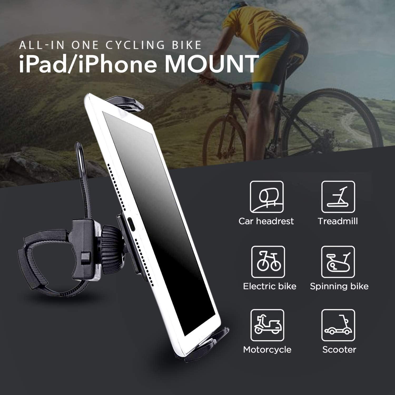 AboveTEK Soporte Movil Bici, Soporte Movil Moto Bicicleta con ...