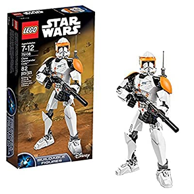LEGO Star Wars 75108 Clone Commander Cody: Toys & Games