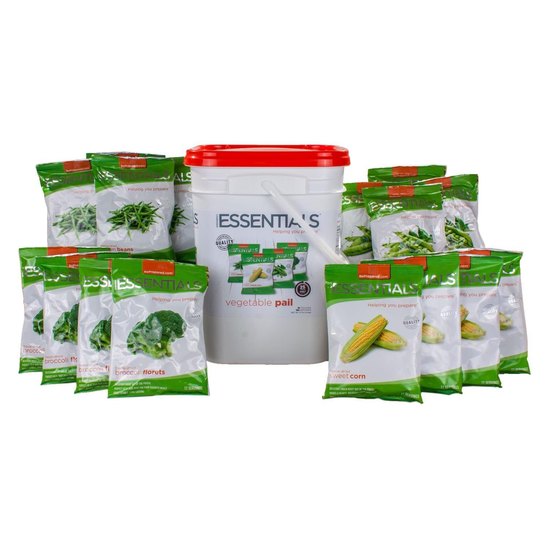 Emergency Essentials Freeze Dried Vegetable Variety Pack by Emergency Essentials (Image #2)