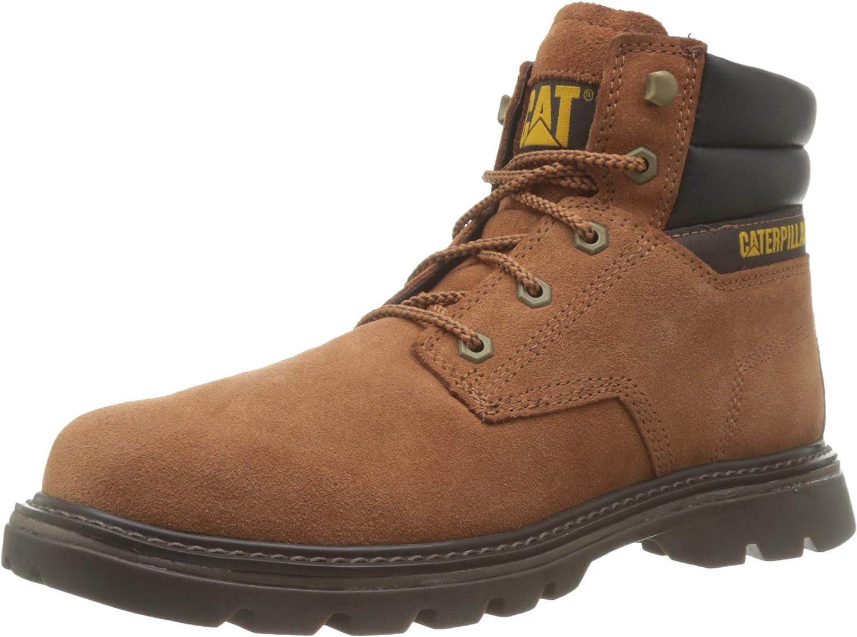 Cat Footwear Quadrate, Botas Clasicas para Hombre