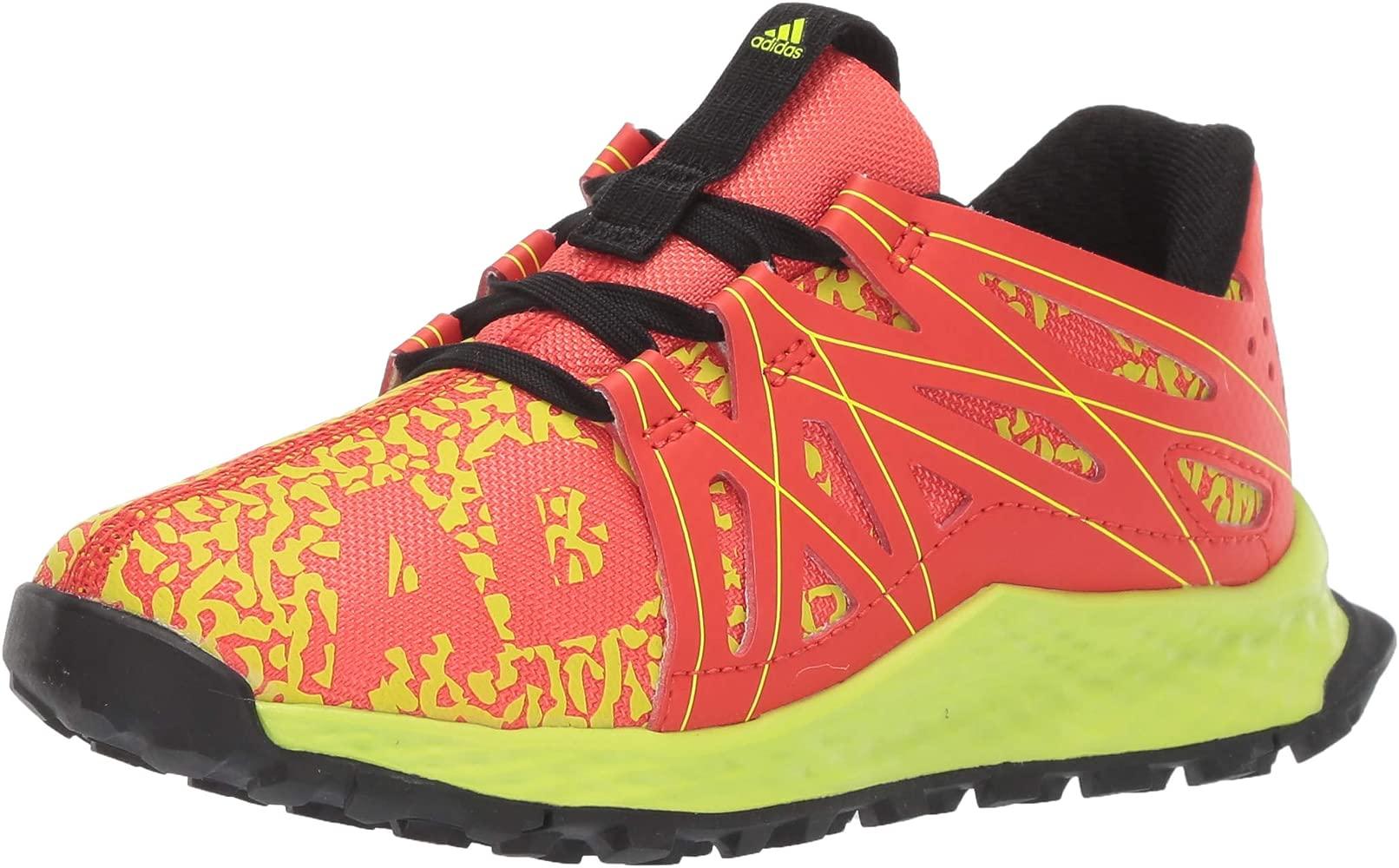 adidas Kids Vigor Bounce Running Shoe