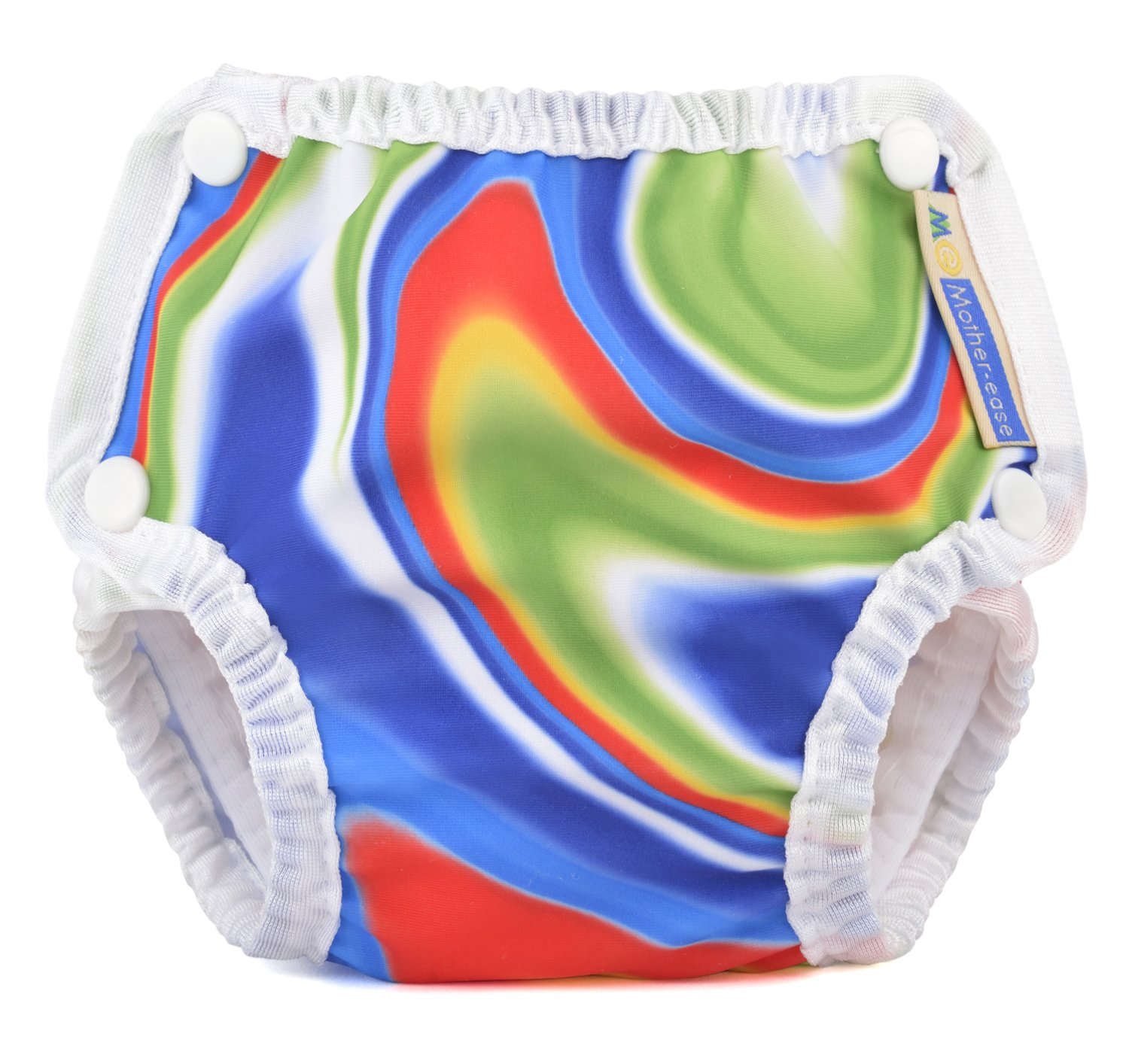 Splash Daisies 27-33 lbs Large Mother-Ease Swim Diaper